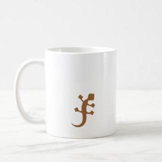 ヤモリ コーヒーマグカップ