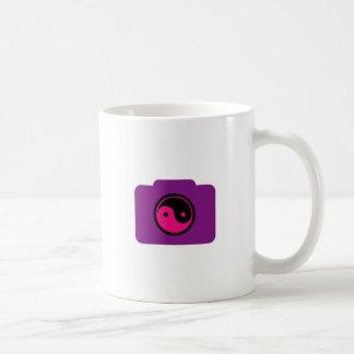 ヤンの記号をyingのデジタルカメラ コーヒーマグカップ
