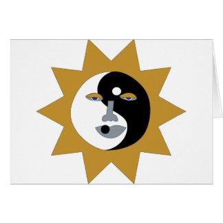 ヤンのying太陽 カード