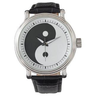 ヤンのying記号 腕時計