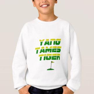ヤンはトラを飼いならします スウェットシャツ