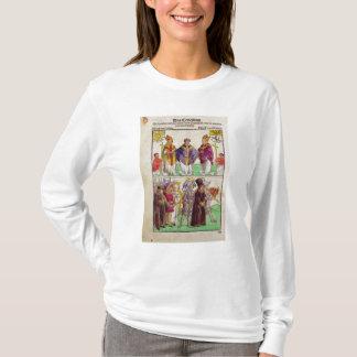 ヤン・フスの実行 Tシャツ