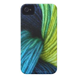 ヤーンのプリント、編み物、かぎ針編み Case-Mate iPhone 4 ケース