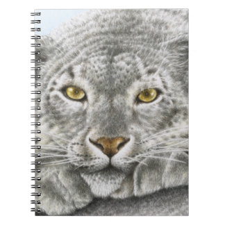 ユキヒョウのノート ノートブック