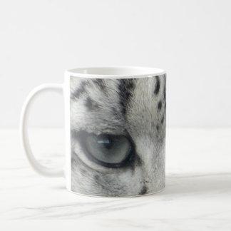 ユキヒョウのマグ コーヒーマグカップ