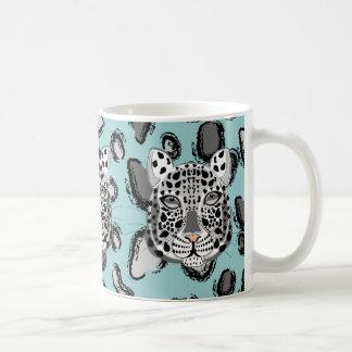ユキヒョウ コーヒーマグカップ