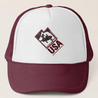 ユタのスノーモービル連合のトラック運転手の帽子 キャップ