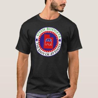 ユタの予算- 49人の州の羨望 Tシャツ