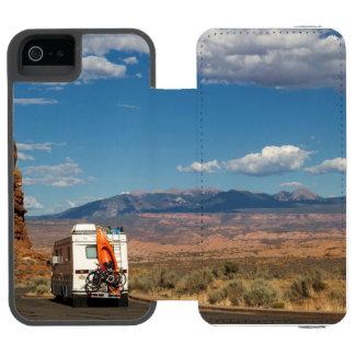 ユタの冒険 INCIPIO WATSON™ iPhone 5 ウォレット ケース