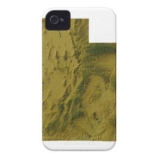 ユタの地図 Case-Mate iPhone 4 ケース