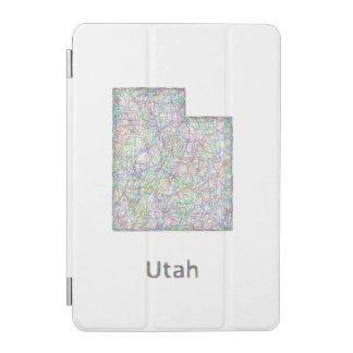 ユタの地図 iPad MINIカバー