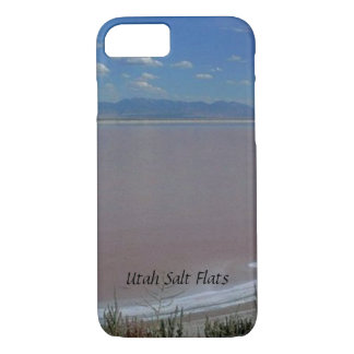 ユタの塩の平たい箱のiPhone 7の場合 iPhone 8/7ケース