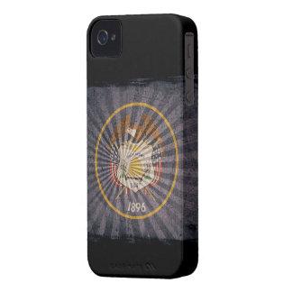 ユタの州の旗とのIphone 4ケース Case-Mate iPhone 4 ケース