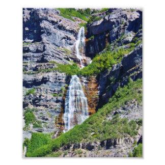 ユタの滝#1a- Framableの写真 フォトプリント