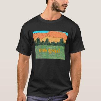 ユタの石! Tシャツ