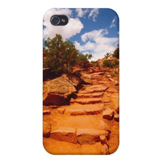 ユタの自然な階段 iPhone 4/4Sケース