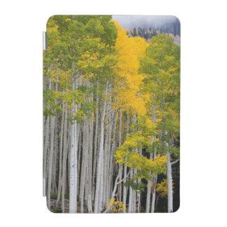 ユタ。 米国. 《植物》アスペンの木(Populus Tremuloides) iPad Miniカバー