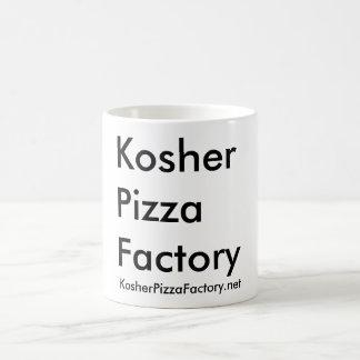 ユダヤのピザ工場 コーヒーマグカップ