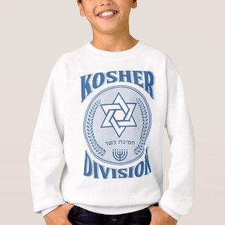 ユダヤの分割 スウェットシャツ
