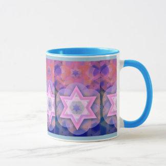 ユダヤ人のギフトのコーヒーマグKabbalah マグカップ