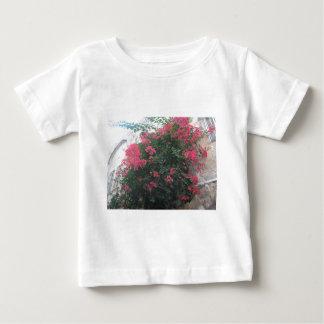 ユダヤ人の四分の一の花 ベビーTシャツ