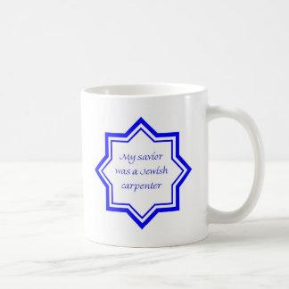 ユダヤ人の大工 コーヒーマグカップ