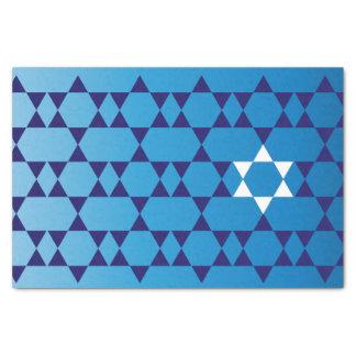 ユダヤ人の星のティッシュペーパー 薄葉紙