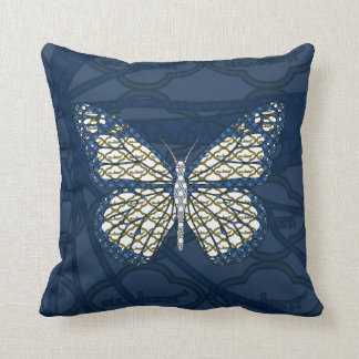 ユダヤ人の(昆虫)オオカバマダラ、モナークの枕 クッション