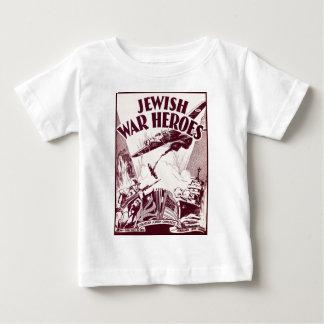 ユダヤ人戦争の英雄 ベビーTシャツ