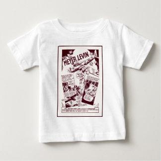 ユダヤ人戦争の英雄Levin ベビーTシャツ