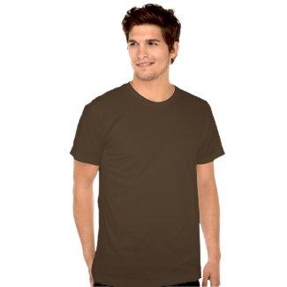 ユニコーンに乗っているビッグフット TEE シャツ