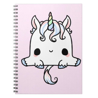 ユニコーンのノート ノートブック