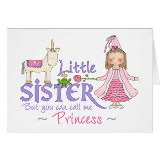 ユニコーンのプリンセスの妹 カード