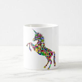 ユニコーンのマグ コーヒーマグカップ
