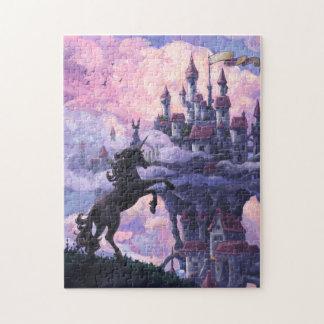 ユニコーンの城 ジグソーパズル