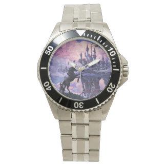 ユニコーンの城 腕時計