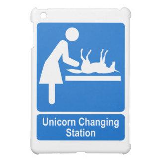 ユニコーンの変更の場所 iPad MINI CASE