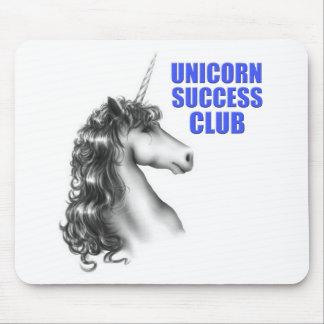 ユニコーンの成功クラブ マウスパッド