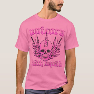 ユニコーンの特殊部隊 Tシャツ
