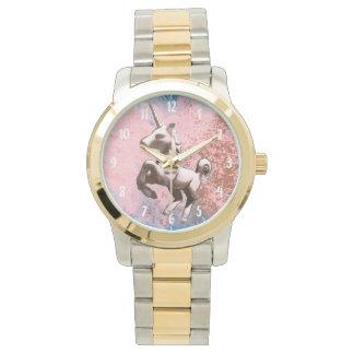 ユニコーンの腕時計の|衰退したシャーベット 腕時計