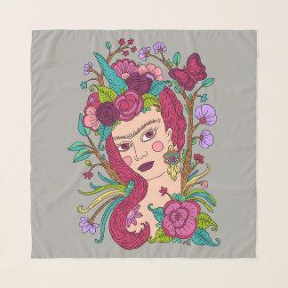 ユニコーンの芸術のスカーフ スカーフ