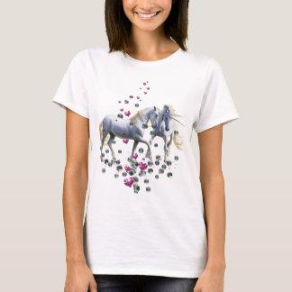 ユニコーンの魔法 Tシャツ