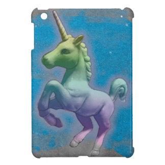 ユニコーンのiPad Miniケース(青い星雲) iPad Miniカバー