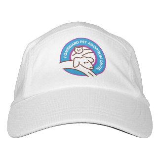 ユニセックスな帰航ペット採用の中心の帽子 ヘッドスウェットハット