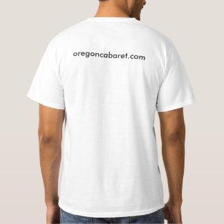 """ユニセックスな""""切口""""リハーサルのワイシャツの上の私 Tシャツ"""