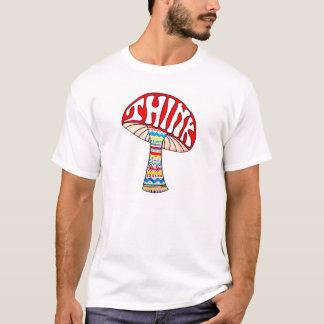 ユニセックスMegafloraによってTシャツを考えて下さい Tシャツ