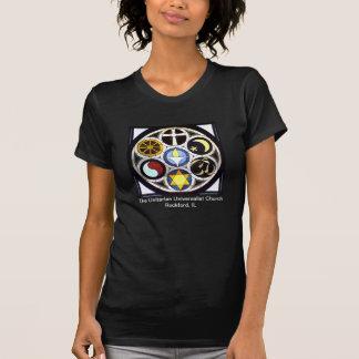ユニテリアンのUniversalist教会ロックフォード、IL Tシャツ