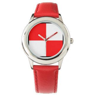 ユニフォーム 腕時計