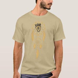 ユニークなくま爪のワイシャツ Tシャツ