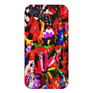 ユニークなグアテマラの編むデザイナーiphone speckカリフォルニア iPhone 4/4Sケース